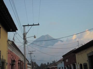 Vulkan de Aqua...nicht aktiv
