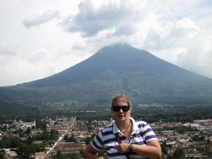Vulkan del Aqua