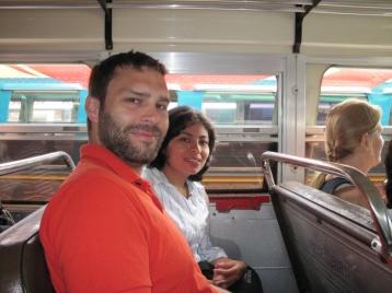 Thomas mit Lilia