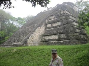 Angie und der Tempel