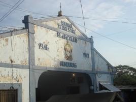 Grenzstation El Salvador nach Honduras