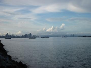 Skyline von Panama-City