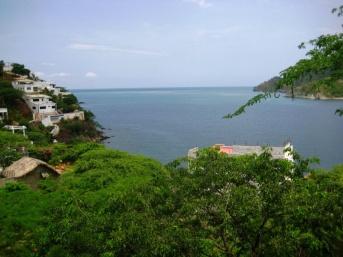 Die Bucht von Taganga