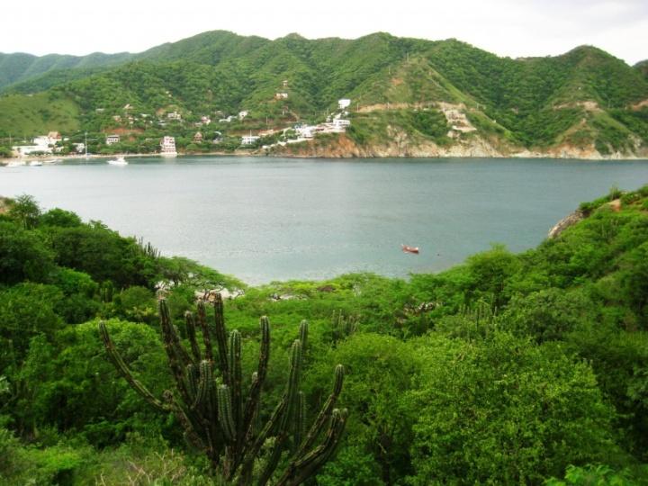 Bucht von Taganga