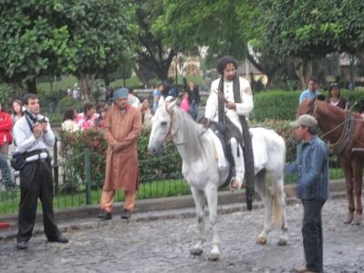 1. Bild - Bräutigam in Antigua (Guatemala)