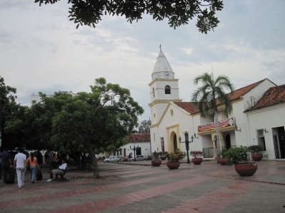 Platz in Valledupar