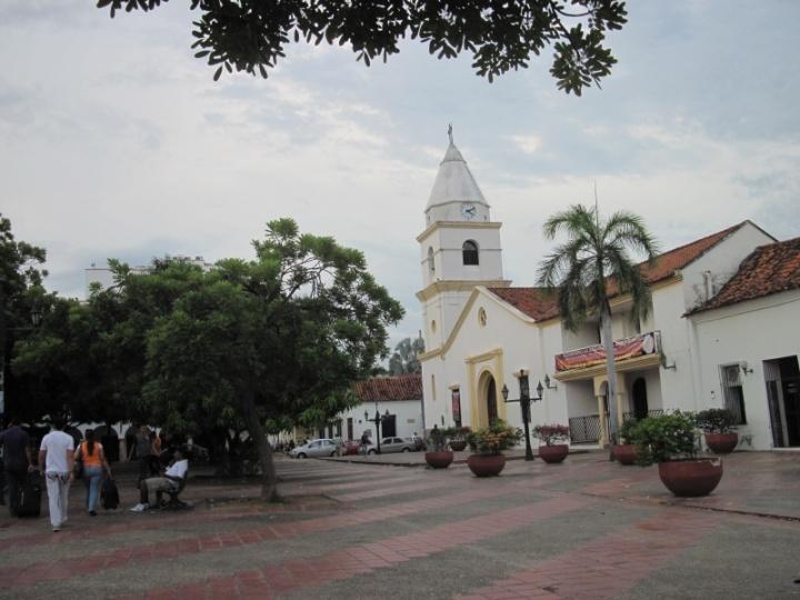 Platz in Valledupar