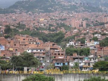 Eindrücke von Medellin