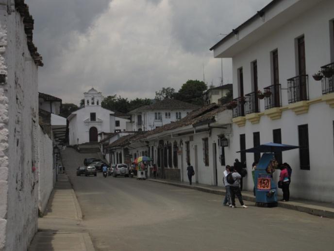 Popayán City