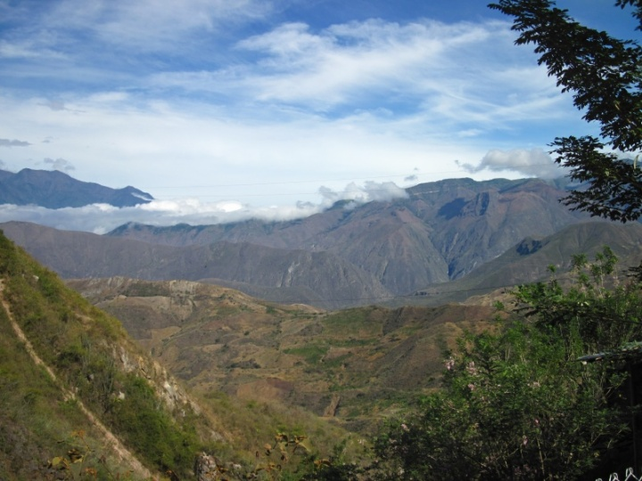 ...auf dem Weg nach Ecuador - Kolumbien