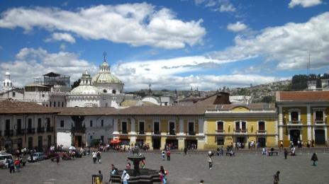 Quitos Altstadt