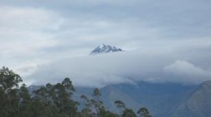 Vulkan Cotacachi in Otavalo