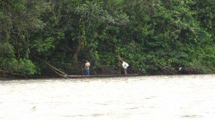 Alltag im Amazonas
