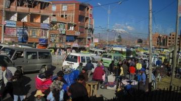 El Alto - La Paz