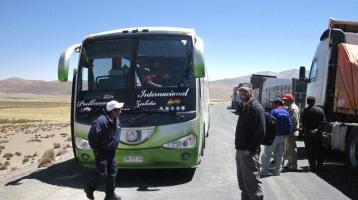 unser defekter Bus