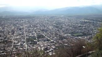 Blick über Salta