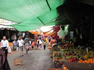 Mercado Quadro in Asuncion