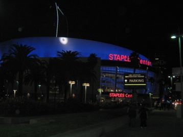 Staples Center L.A.
