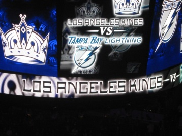 Es geht los...L.A. Kings