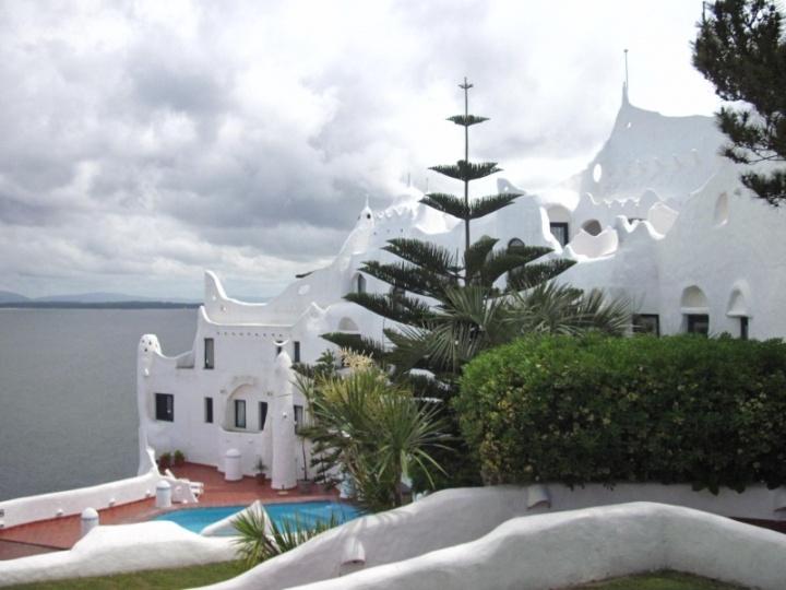 Casa Pueblo in Punta Ballena
