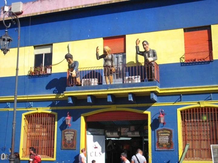 In Bocas