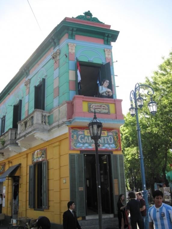 Typisches Bild in Bocas