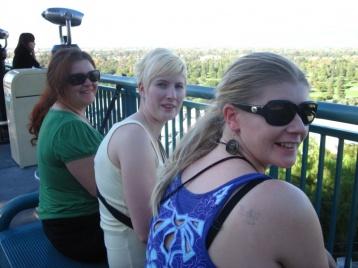 drei heisse Girls