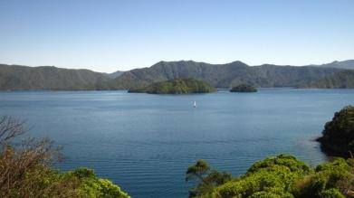 Fjord im Norden der Südinsel