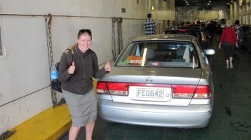 Unser erstes Auto