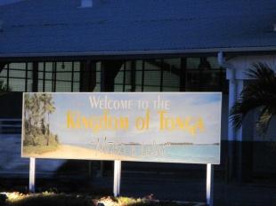 Zwischenstopp...Willkommen auf Tonga