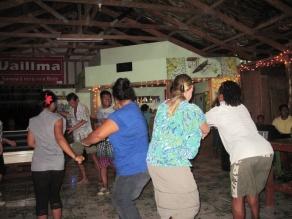 Tanz mit der Dorfjugend