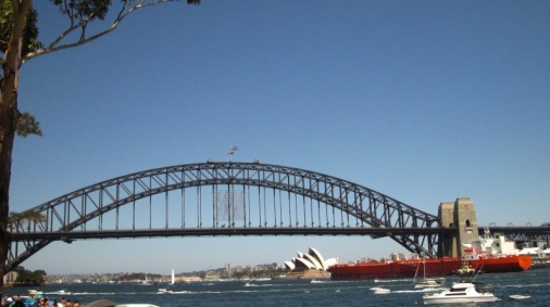 Habour Bridge Sydney