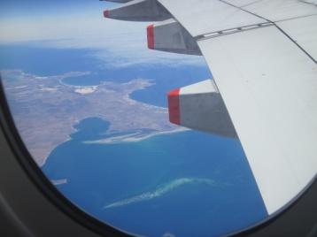 ein letzter Blick auf Australien