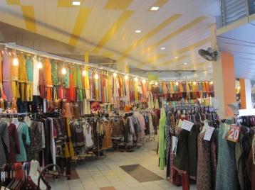 Bazar in Little India