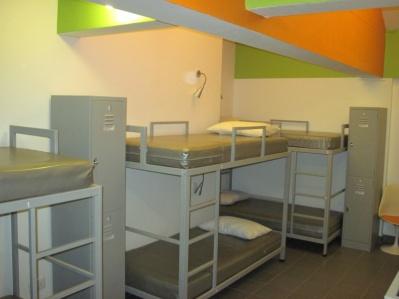 Unser Hosteldorm... absolut klasse und funktional