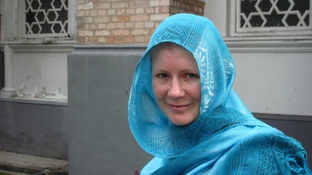"""Meine """"Aische"""" - Besuch der Moschee"""