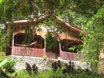 Unsere Hütte in Bukit Lawang