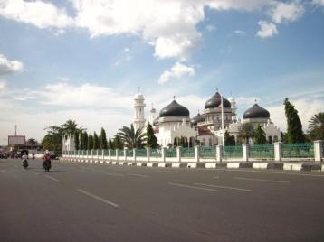 Größte Moschee in Banda Aceh