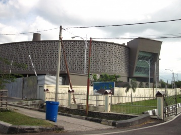 Tsunami-Museum - leider gerade geschlossen