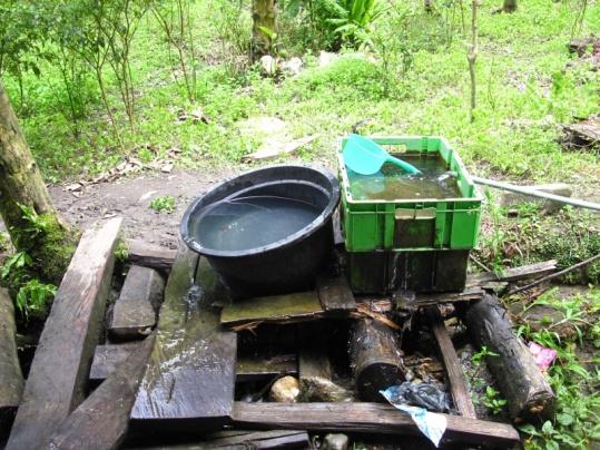 unsere Wasserstelle