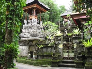 Tempel in Ubud