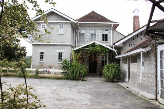 majestätisch koloniales Hostel in Tanah Rata?