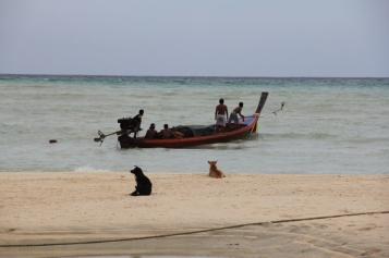 Fischer in Koh Lipe