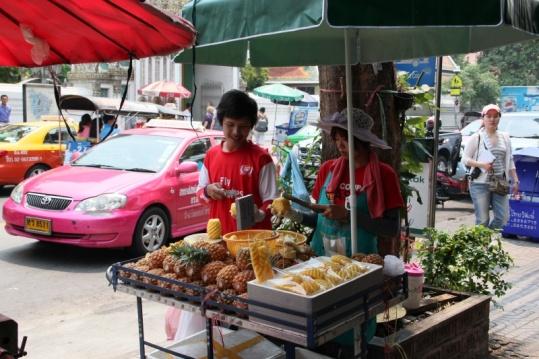 Ananaskünstler