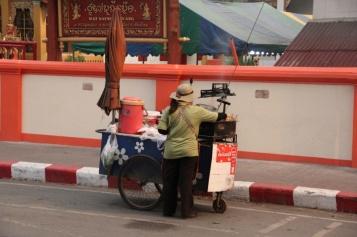 Straßenstand in Chiang Mai