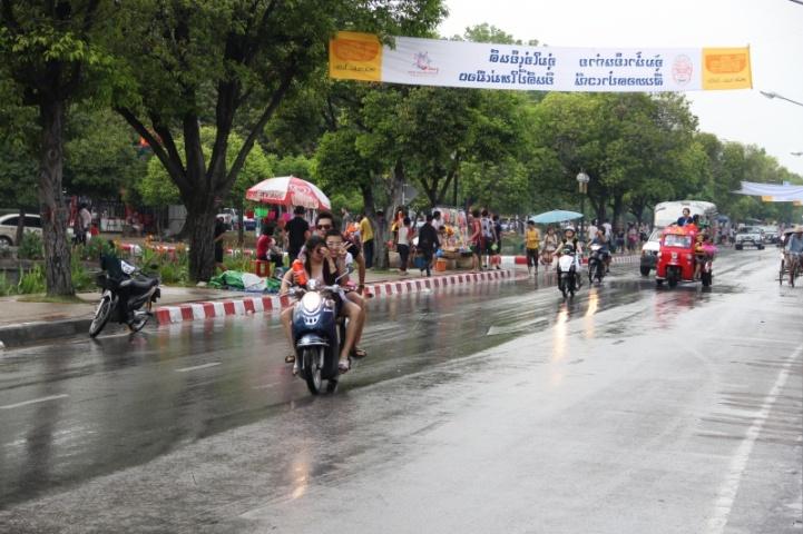 Song Kran - es hat nicht geregnet