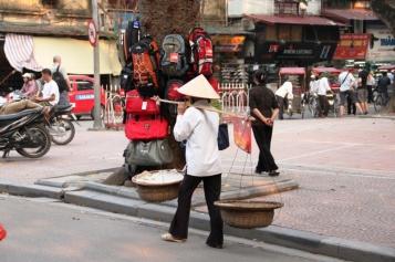 typisch für Hanoi