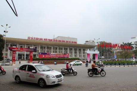 Palast der Republik Hanoi