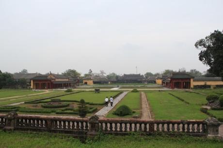 Verbotene Stadt Hué