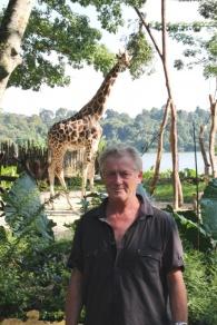 Giraffe..äh Hansi